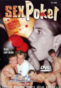 Sex Poker DVD - Front