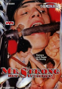 Mr Strong - Der Erzieher DVD - Front