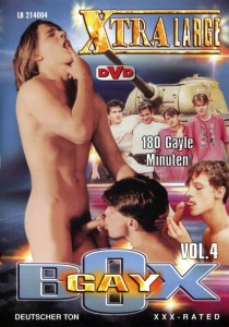 Gay Box Vol 4 DVD (NC)