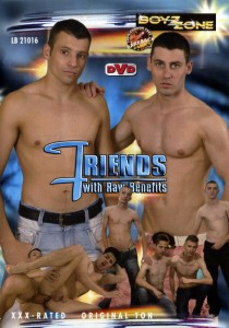 Friends With Raw Benefits DVD (NC)