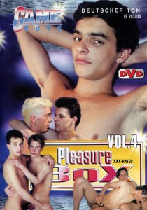 Pleasure Box Vol. 4 DVD (NC)