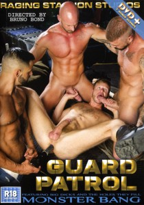 Guard Patrol DVD (S)
