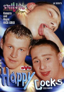 Happy Cocks DVD