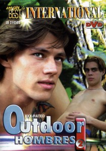 Outdoor Hombres 2 DVD - Front