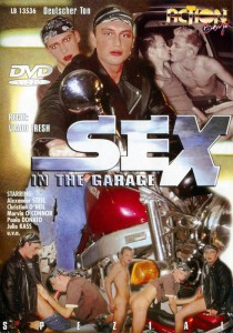 Sex In The Garage DVD