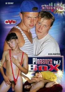 Pleasure Box Vol. 7 DVD - Front