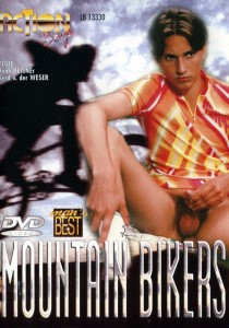 Mountain Bikers DVD (NC)