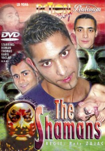 The Shamans DVD