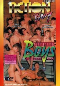 Schluepfrige Boys Im Eigenen Saft DVD (NC)