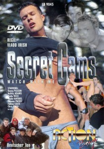 Secret Cams DVD