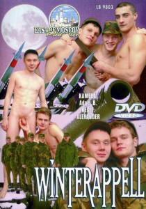 Winterapell DVD - Front