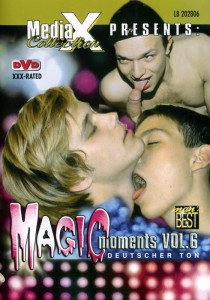 Magic Moments Vol. 6 DVD