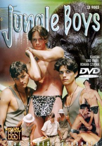 Jungle Boys DVD (NC)