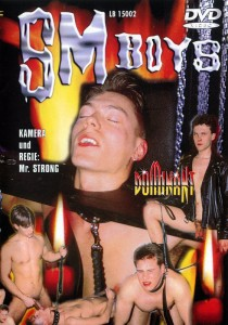SM Boys DVD - Front