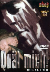Quäl Mich DVD - Front