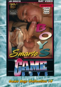 Game Boys Collection 18 - Smarte Boys + Sperma Kanonen DVD - Front