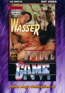 Game Boys Collection 16 - Wasserspiele + Puppenspieler DVD (NC)