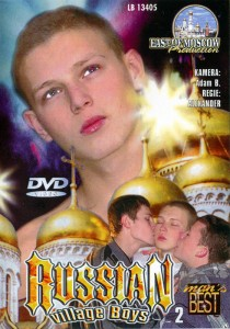 Russian Village Boys 2 DVD - Front