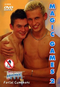 Magic Games 2 DVD (NC)