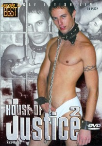 House Of Justice 2 DVD - Front