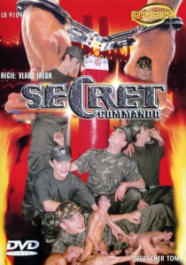 Secret Commando DVD