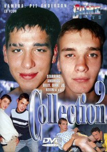 Game Boys Collection 9 - Kleine Biester + Sinful Boys DVD (NC)
