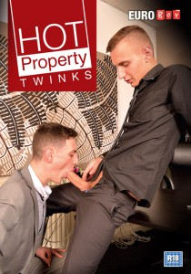 Hot Property Twinks DVD