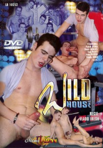 Wild House DVD - Front