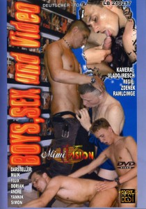 Boys, Sex Und Video DVD
