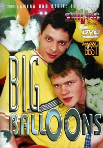 Big Balloons DVD - Front