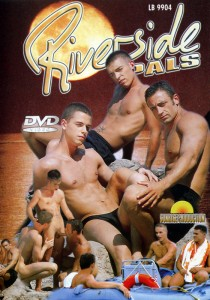 Riverside Pals DVD - Front