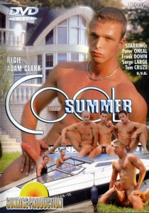 Cool Summer DVD - Front
