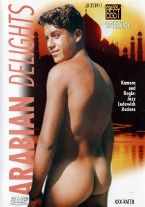 Arabian Delights DVD (NC)