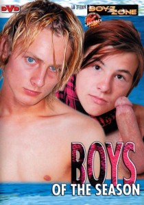 Boys of the Season DVD - Front