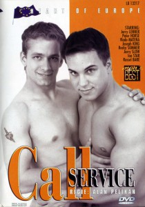 Call Service DVD - Front
