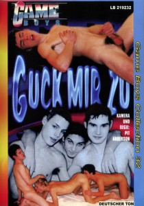 Game Boys Collection 32 - Guck Mir Zu + Fresh Cocks DVD