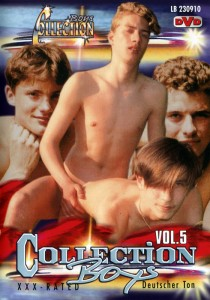 Collection Boys 5 DVD (NC)