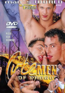 Cute Men Of Prague DVD