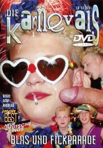 Die Karnevals Blas Und Fickparade DVD