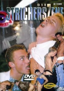 Die Stricherszene DVD - Front
