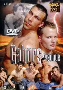 Gabors Freunde DVD