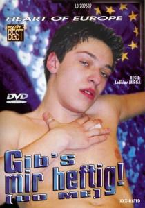 Gib's Mir Heftig DVD - Front