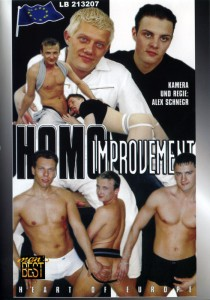 Homo Improvement DVDR