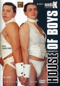 House of Boys DVD