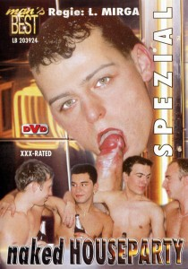 Naked Houseparty DVD