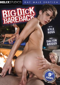 Big Dick Bareback (Helix) DVD