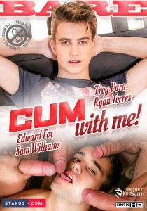 Cum With Me! (Bare) DVD (NC)