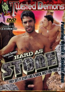 Hard as Stone DVD