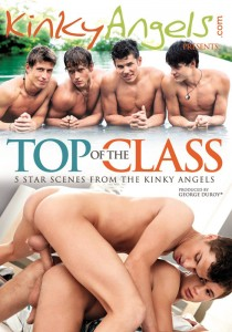 Top of the Class DVD - Front