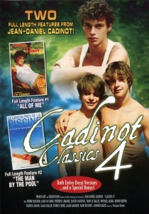 Cadinot Classics 4 DVD (S)